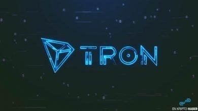 TRON, aktif adreslerde yüzde 4000 artış kaydetti