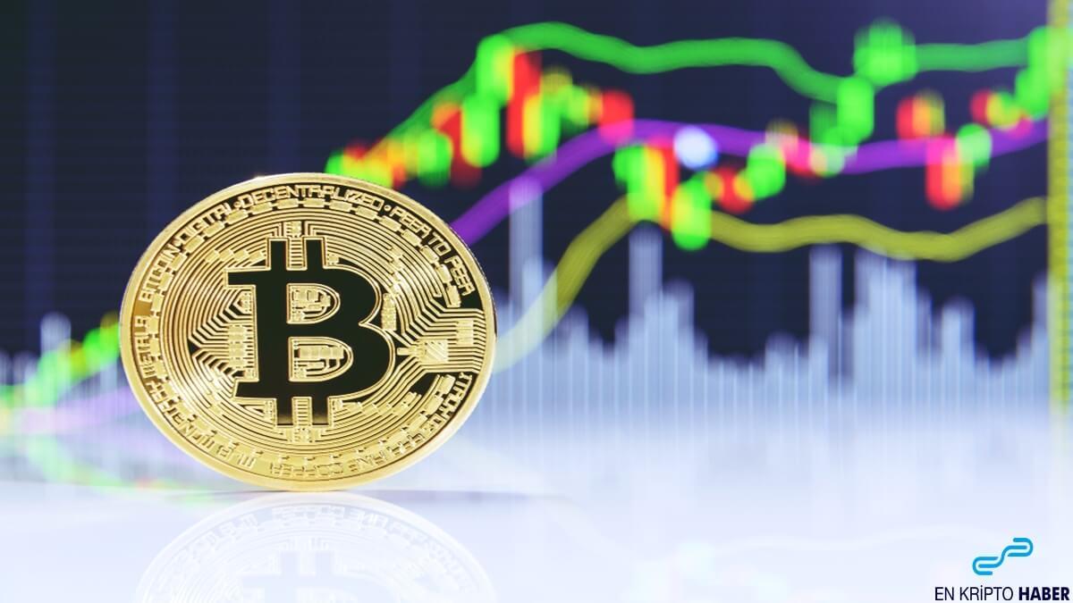 Bitcoin fiyatı, yükseliş bölgesine doğru ilerliyor