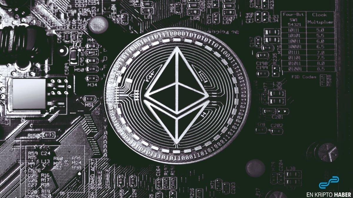 Ethereum madencilerinin kazancı saatte 800.000 $'a çıktı