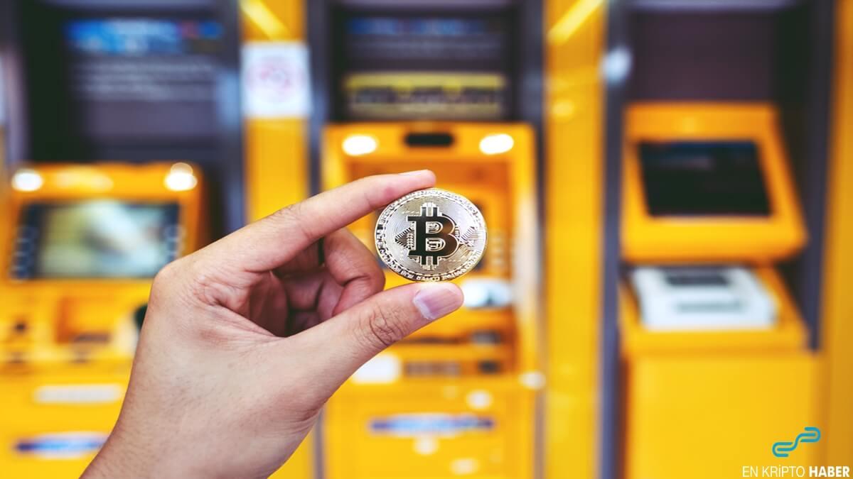 Kripto para ATM sayısı 10.000'i geçti