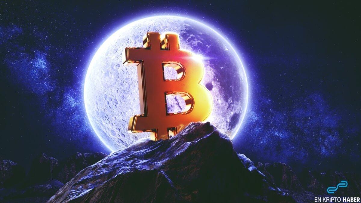 "Bitcoin ""ay"" moduna mı geçti?"