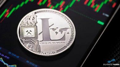 Litecoin 3 Aylık Trend Çizgisinden Döndü